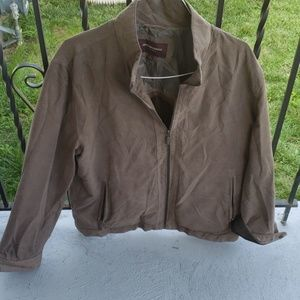 Johnson & Murphy jacket